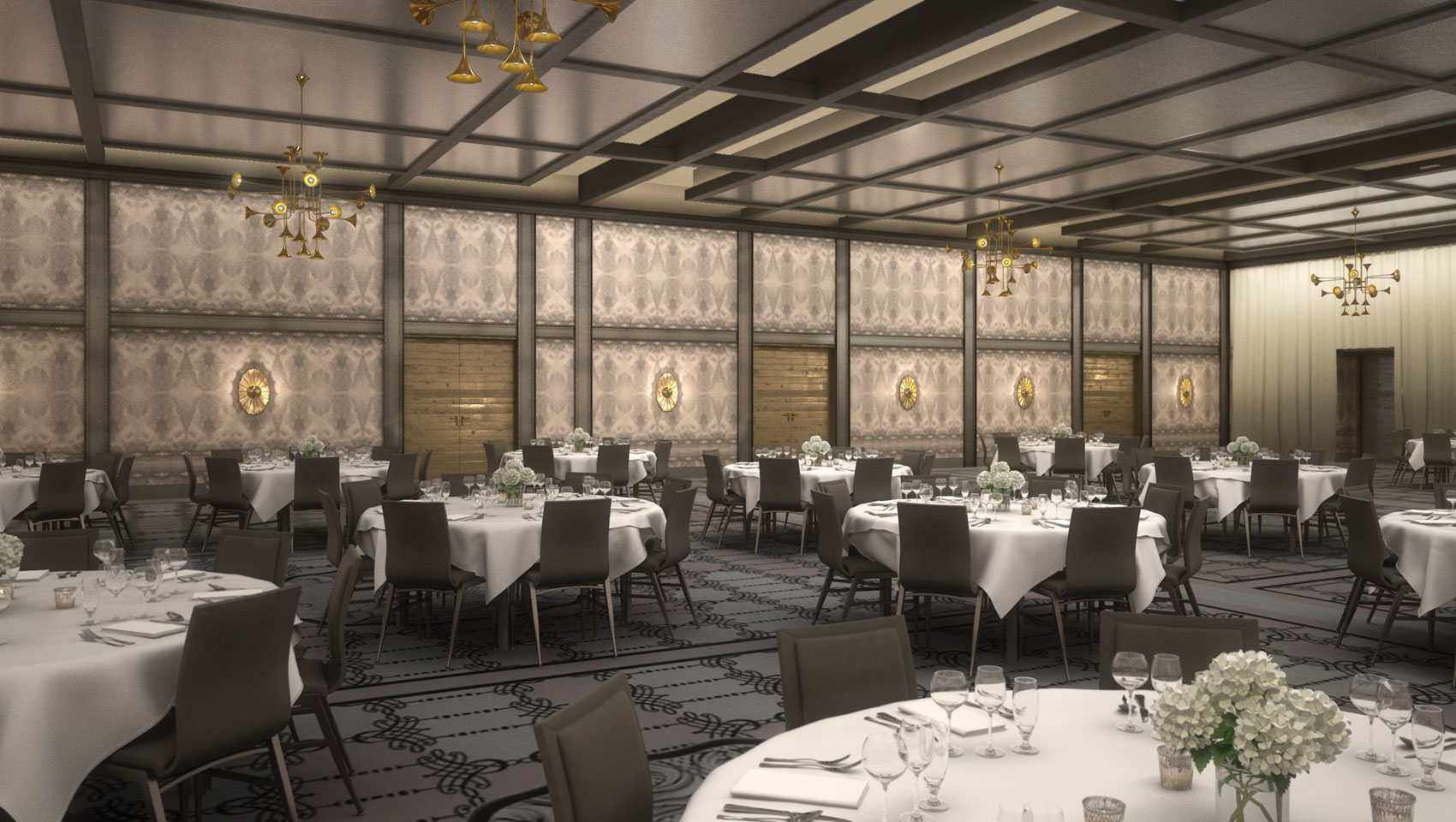 Large Event Space Austin Banquet Halls Large Event Space Kimpton Hotel Van Zandt