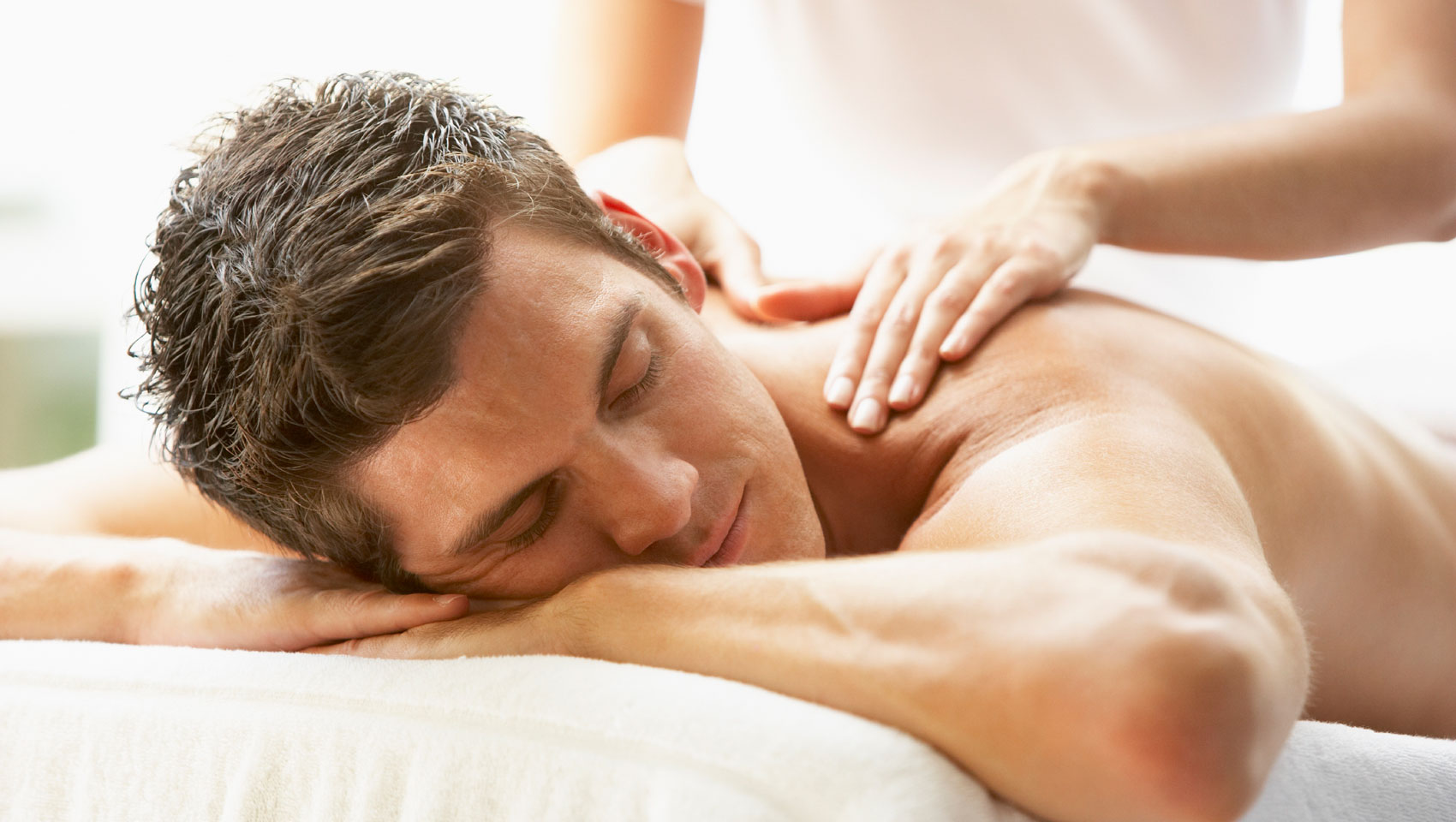 Back Massage spa services