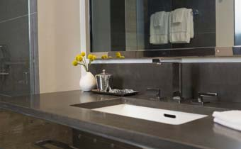 kimpton austin hotel van zandt spa king bathroom sink
