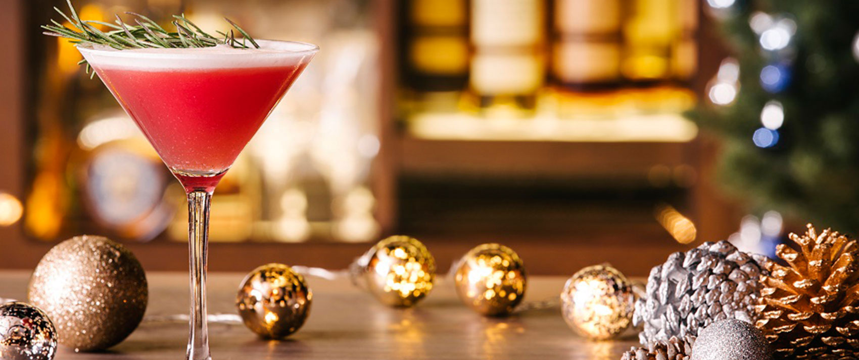 2019 Holiday Party Cocktail